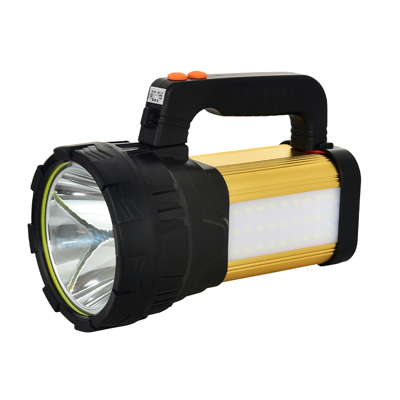 Lithium battery searchlight